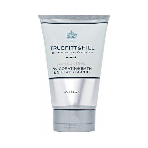 Truefitt & Hill Скраб для тела Invigorating Bath & Shower Scrub, 100 мл