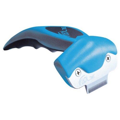 Щетка-триммер FoOlee One XS 3.1 см синий
