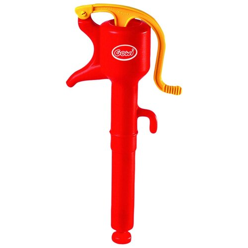 Водяной насос Gowi 558-29 красный/желтый недорого