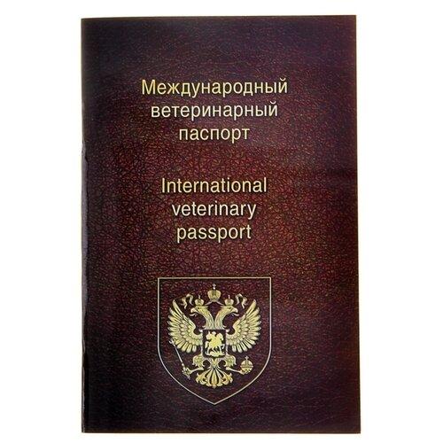 Ветеринарный паспорт Сима-ленд Универсальный 10 см