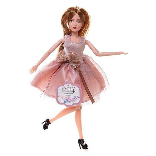 Купить Кукла Junfa toys Эмили Розовая серия, 30 см, QJ087C, Куклы и пупсы