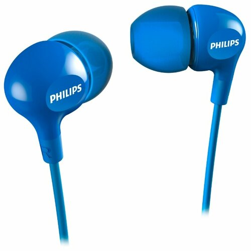 Наушники Philips SHE3550 синий