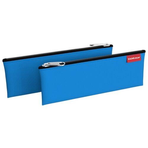 Купить ErichKrause Пенал-конверт Neon blue, Пеналы