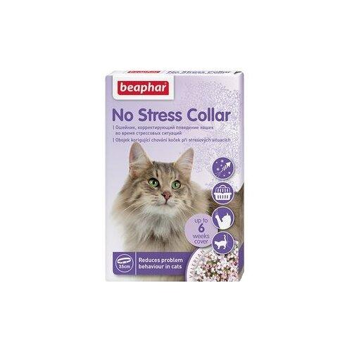 Beaphar No Stress Collar Успокаивающий ошейник для кошек 35 см