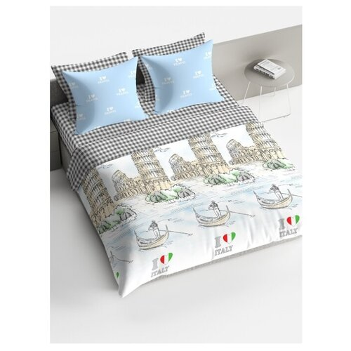 Комплект постельного белья 2.0 макси Браво Италия