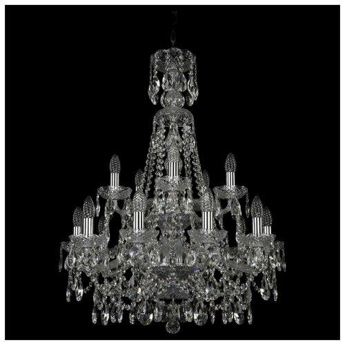 Люстра Bohemia Art Classic 11.25.10+5.220.2d.XL-85.Cr.Sp, E14, 600 Вт скатерть art east лиловый рай 85 85 см