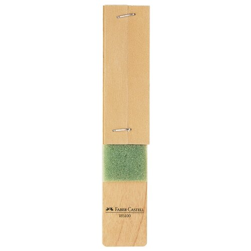 Наждак Faber-Castell Блок с наждачной бумагой для затачивания карандашей