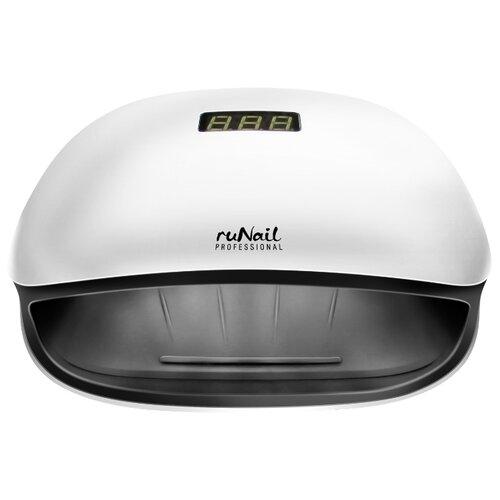 Лампа LED-UV Runail 3437, 48 Вт белый