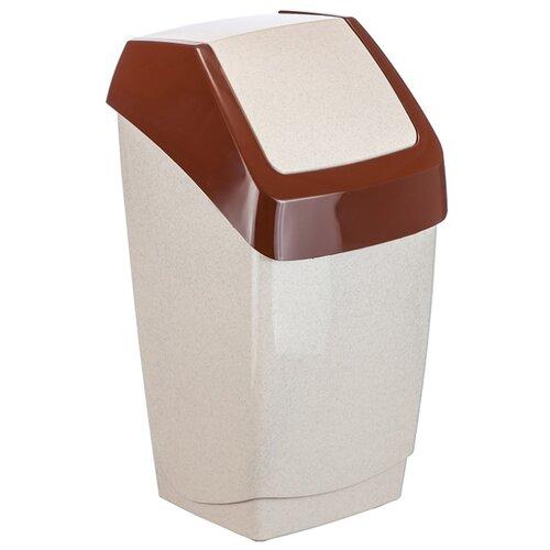 Контейнер IDEA (М-Пластика) Хапс М 2472, 25 л бежевый