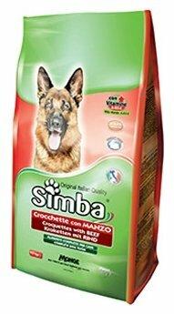 Корм для собак Simba Сухой корм для собак Говядина (4 кг)