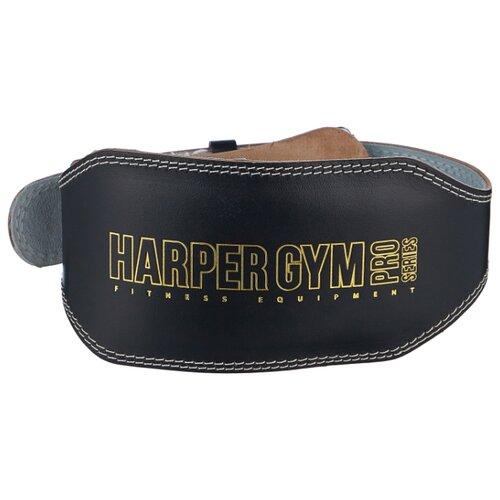 Пояс Harper Gym JE-2622HG черный S