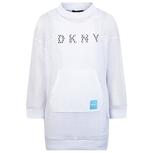 Платье DKNY размер 128, белый