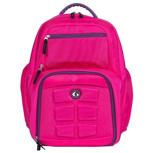 Six Pack Fitness Рюкзак Expedition Backpack 300 розовый / фиолетовый 36 л