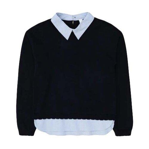 верхняя одежда acoola куртка детская для девочек цвет темно синий размер 98 20220130132 Джемпер Acoola размер 152, темно-синий