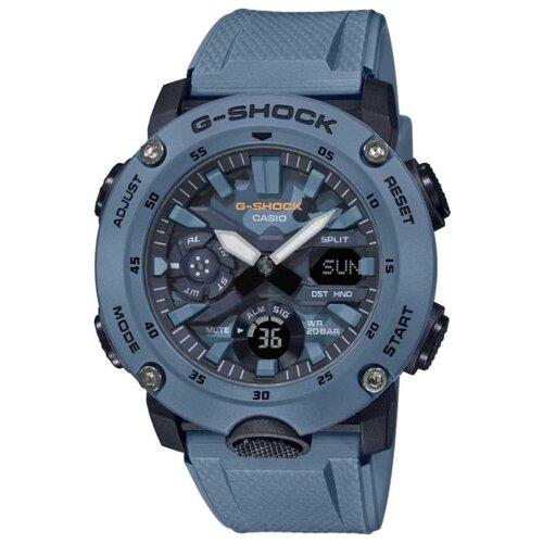 Наручные часы CASIO GA-2000SU-2A наручные часы casio ga 110nc 2a