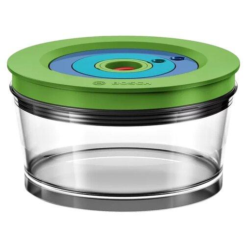 Bosch контейнер для хранения для блендера MMZV0SB0 17002893 прозрачный/зеленый