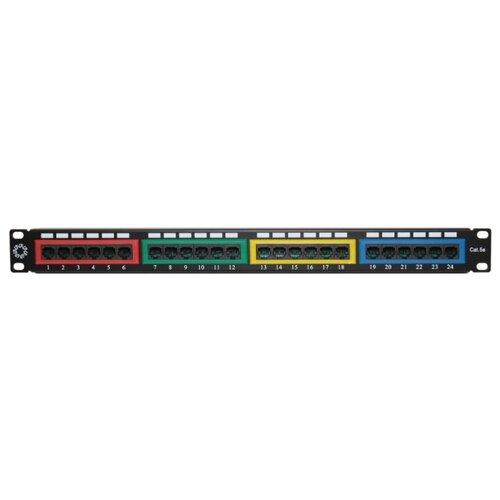 Патч-панель 5bites LY-PP5-09 черный недорого