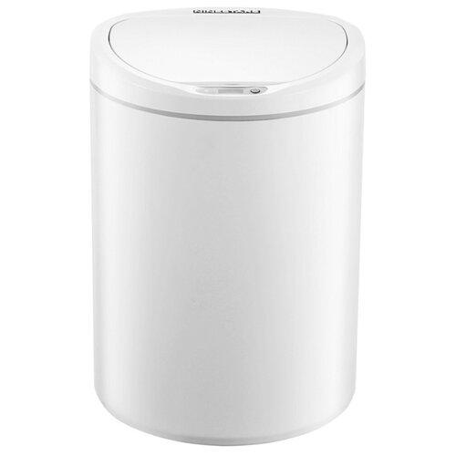 Ведро Xiaomi Ninestars Sensor Trash Can, 10 л белый