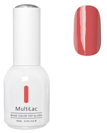 Гель-лак Runail MultiLac классический, 15 мл