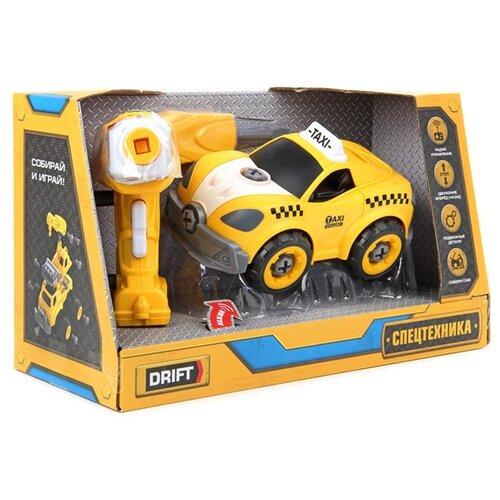 Купить Конструктор DRIFT Спецтехника 84628 Городское такси, Конструкторы