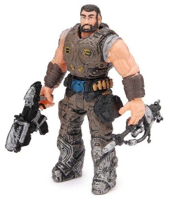 Фигурка FindusToys Bionicle of War Dominic Santiago