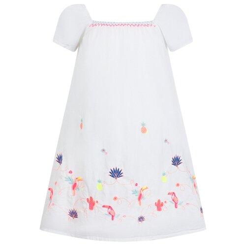 Платье Billieblush размер 116, белый