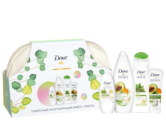 Набор Dove Секреты красоты