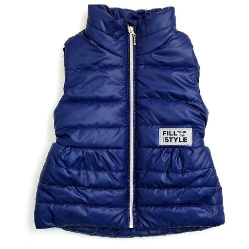 Купить Жилет ARTEL Ремикс 70774-81 размер 104, синий, Куртки и пуховики