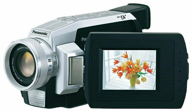 Видеокамера Panasonic NV-DS30