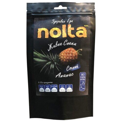 Чипсы NOLTA фруктовые Сочный ананас, 30 г purple wraath сочный виноград 1084 г