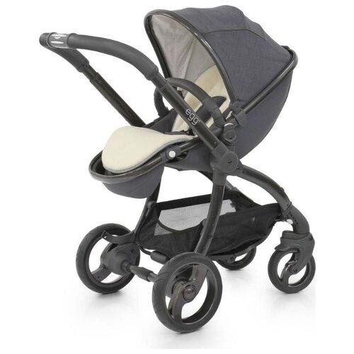 Купить Прогулочная коляска EGG Egg Stroller quantum grey/gun metal chassis, Коляски