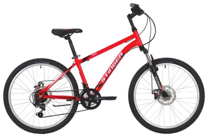 Подростковый горный (MTB) велосипед Stinger Caiman D 24 (2019)