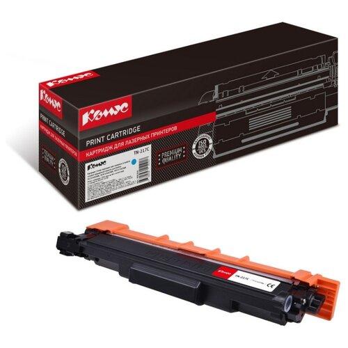 Фото - Тонер-картридж Комус TN-217C для Brother для DCPL3550/HLL3230 тонер картридж brother tn 3512