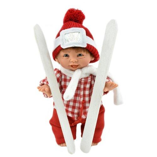 Кукла Lamagik Супер-лыжник, 18 см, 502 фото