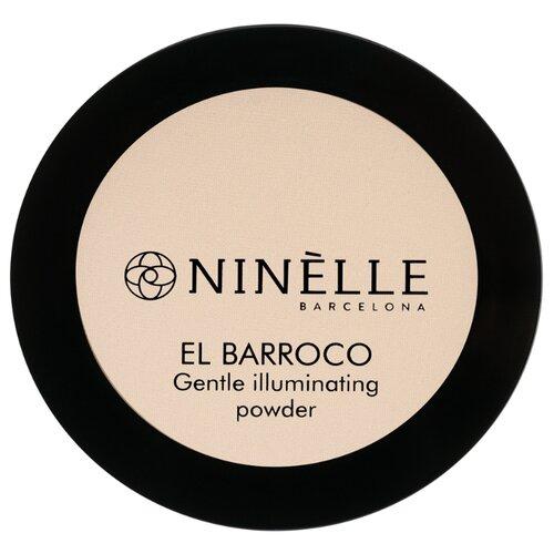 Ninelle Компактная пудра El Barroco 231 слоновая кость