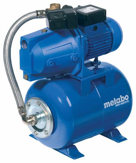 Насосная станция Metabo HWW 4000/20 GL