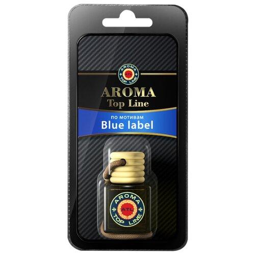 AROMA TOP LINE Ароматизатор для автомобиля 3D Aroma №11 Givenchy Blue Label 6 мл