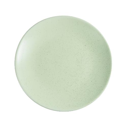 Фото - Доляна Тарелка обеденная Амелия 22,5 см зеленый доляна салатник джавлон 12 см синий зеленый
