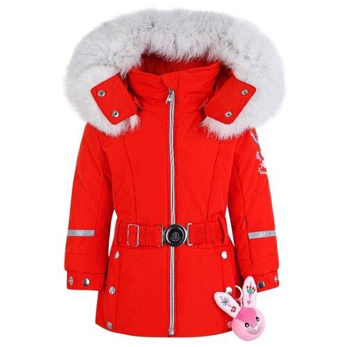 Фото - Куртка Poivre Blanc размер 86, оранжевый куртка poivre blanc размер 128 true blue multi