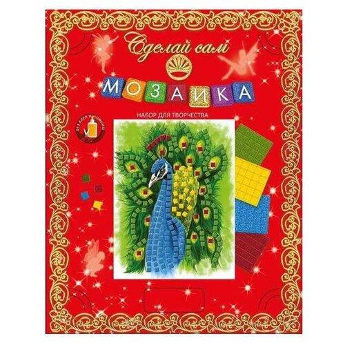 Купить Лапландия Мозаика Сделай сам Павлин (40777), Поделки и аппликации