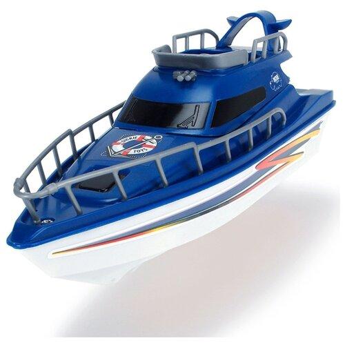 Купить Яхта Dickie Toys 203774001 23 см синий, Машинки и техника