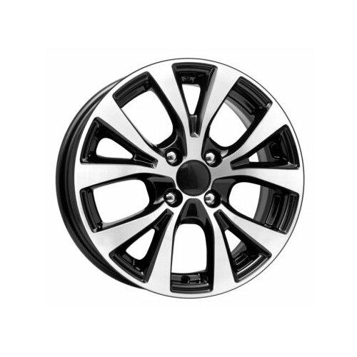 Фото - Колесный диск K&K КС685 (15_SOLARIS FL) 6x15/4x100 D54.1 ET48 алмаз черный колесный диск kfz 7865