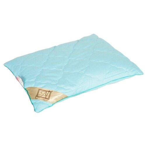 цена Подушка АльВиТек Токатта Люкс Бриз (ПГЛВ-Л-4060) 40 х 60 см голубой онлайн в 2017 году