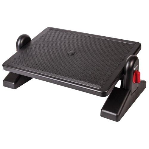 Подставка BRAUBERG с фиксаторами 530364 черный