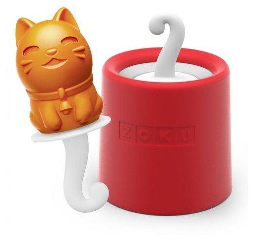 Форма для льда ZOKU Kitty