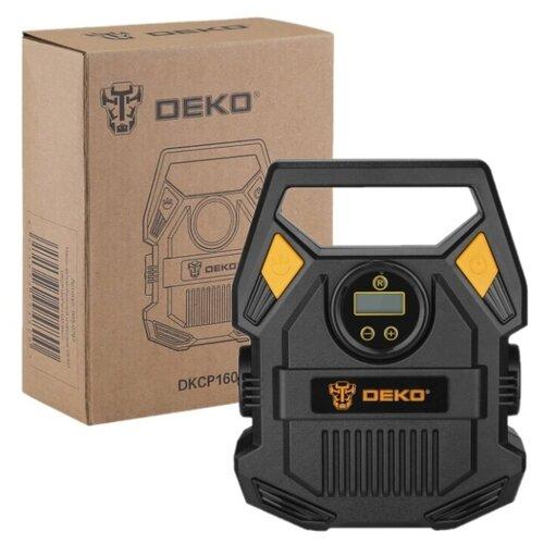Насос автомобильный цифровой DEKO DKCP160Psi-LCD Basic