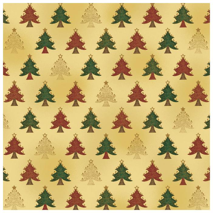 Ткань STOF PEPPY (P - W) для пэчворка 4594 фасовка 50 x 55 см 144±5 г/кв.м елочки 403