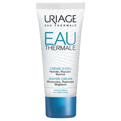 Uriage Eau Thermale Water Cream Крем увлажняющий для лица, 40 мл uriage eau thermale body scrubbing cream крем для тела отшелушивающий 200 мл