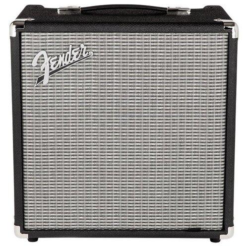 Fender Комбоусилитель Rumble 25 (V.3) басовый комбоусилитель fender rumble 25 combo v3
