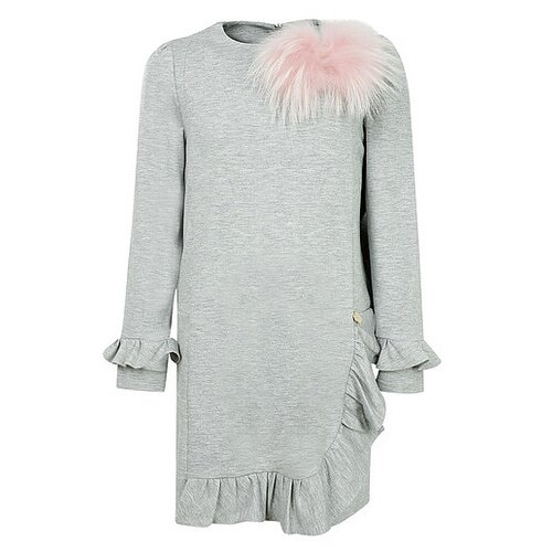 Платье Simonetta размер 152, серый